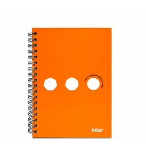 Caderno Laranja Simplifica a Vida