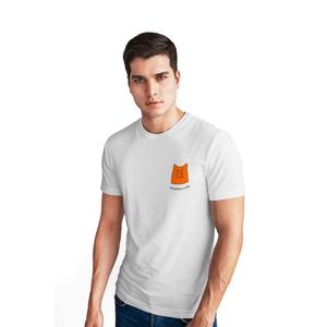 Camiseta Masculina InterPig Simplifique - Branca
