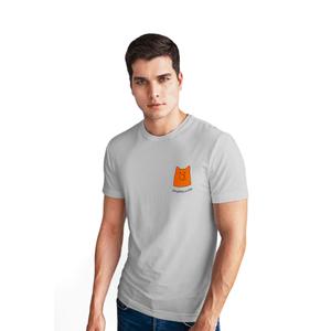 Camiseta Masculina InterPig Simplifique - Cinza