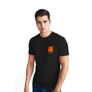 Camiseta Masculina InterPig Simplifique - Preta